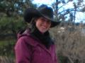 Cowgirl in Colorado