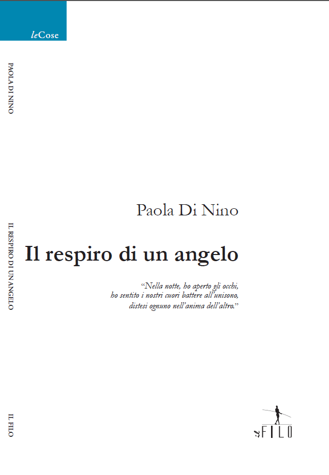 Book Cover: Il respiro di un angelo